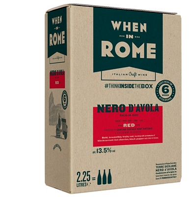 When in Rome Nero d'Avola 2.25L