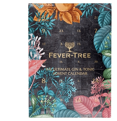 Fever Tree Gin & Tonic Advent Calendar