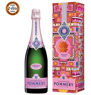 Pommery Rosé Brut Champagne NV