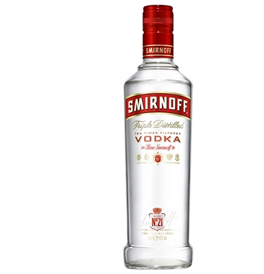 Smirnoff Red Vodka 50cl
