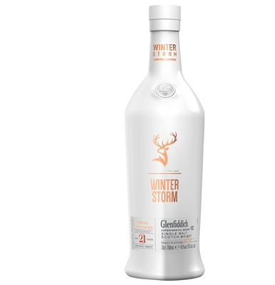 Glenfiddich Winter Storm 21 Year Old Single Malt Whisky