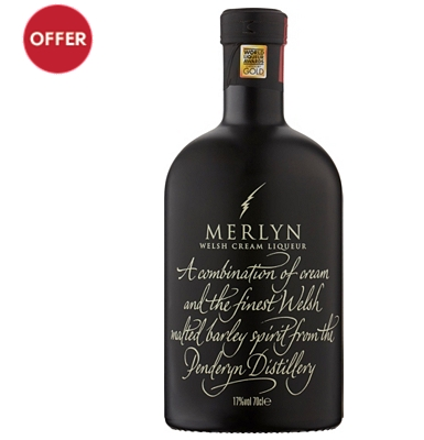 Merlyn Welsh Cream Liqueur