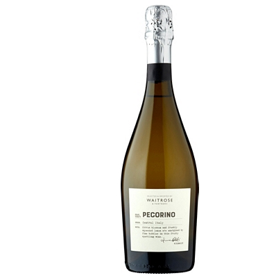 Waitrose Loved & Found Sparkling Pecorino