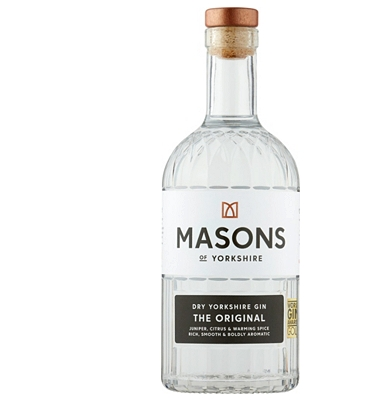 Masons of Yorkshire The Original Dry Gin