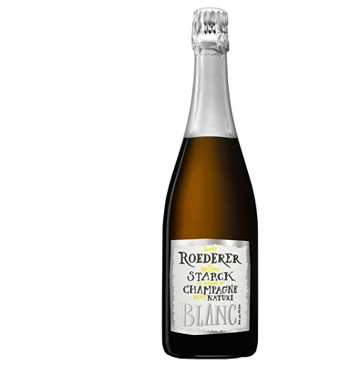 Louis Roederer et Philippe Starck Brut Nature