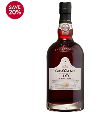 Graham's 10-Year-Old Tawny Port