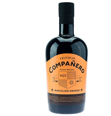 Companero Rum Elixir Orange