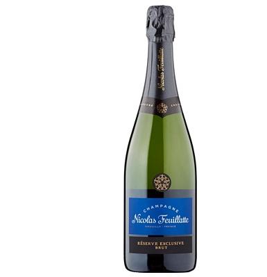 Nicolas Feuillatte Brut Reserve Nv Wine Type Waitrose Cellar