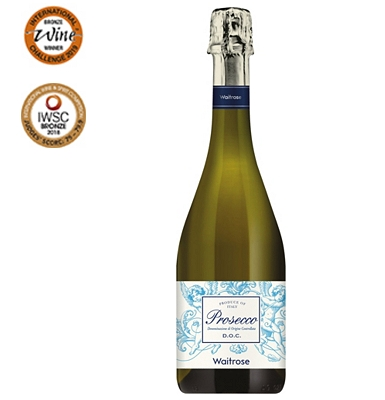 Waitrose Blueprint Prosecco DOC