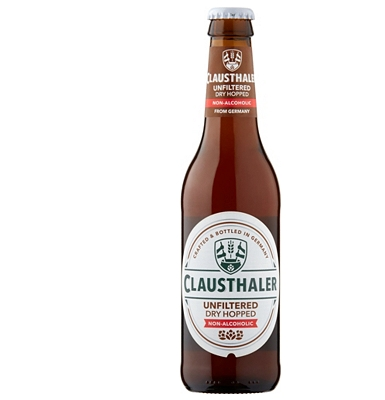 Clausthaler Unfiltered 330ml