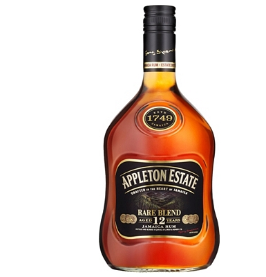 Appleton Estate Rare Blend 12 Year Old Jamaican Rum