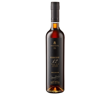 Harveys Signature 12yo Sherry