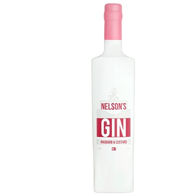 Nelson's Rhubarb and Custard Gin