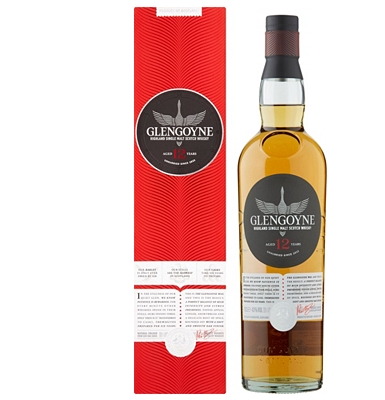 Glengoyne 12-Year-Old Highlands Single Malt Whisky