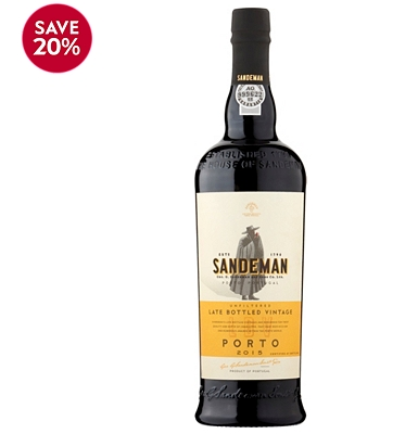 Sandeman Late-Bottled Vintage Port