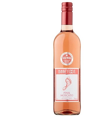 Barefoot Pink Moscato