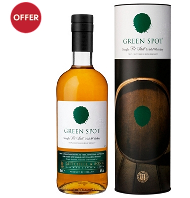 Green Spot Pot Still Whiskey