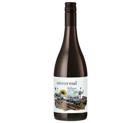 Summer Road Old Vine Grenache
