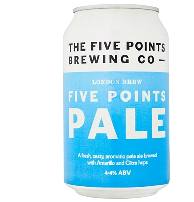 Five Points Pale Ale 330ml