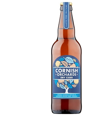 Cornish Orchards Dry Cider 500ml