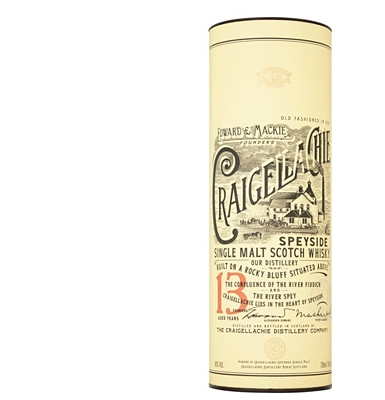 Craigellachie Aged 13 Year Old Speyside Single Malt