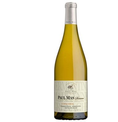Domaines Paul Mas Reserve Languedoc Blanc 2017 France