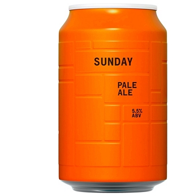 And Union Sunday Easy Pale Ale 330ml