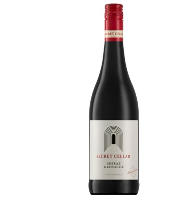 Secret Cellar Shiraz / Grenache