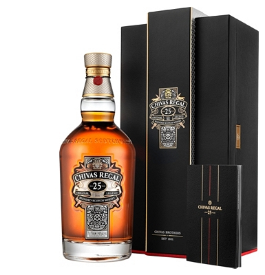 Chivas Regal 25-Year-Old