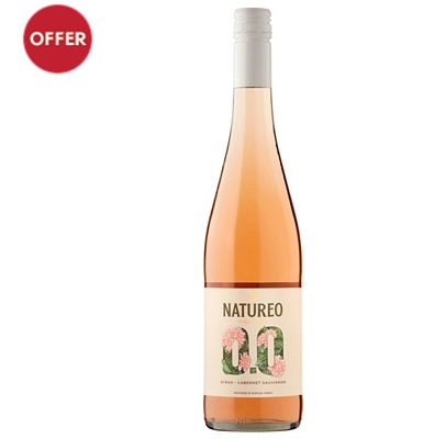 Torres Natureo De-alcoholised Rosé Alc Vol 0.0%