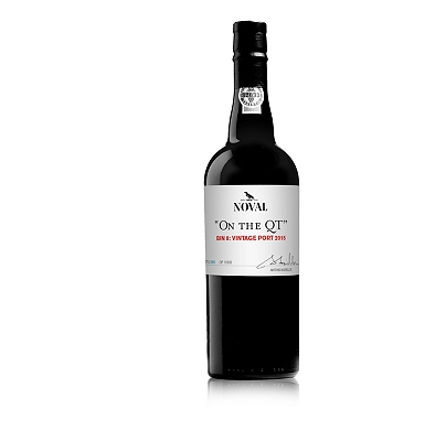 Quinta do Noval  On the QT Bin 08 Vintage Port 2015