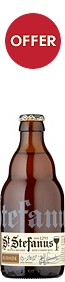 St Stefanus blonde 33cl