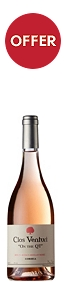 Clos Venturi On the QT Bin 17: Amphora Fermented Rosé