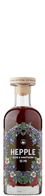 Hepple Sloe and Hawthorn Gin 50cl