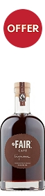 Fair Cafe Fairtrade Coffee Liqueur