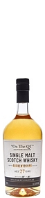 On the QT: The Whisky Edition Auchentoshan 27-Year-Old Single Malt