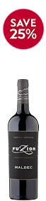 Fuzion Winemaker's Selection Malbec