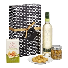 John Lewis & Partners Sauvignon and Savouries Gift Box
