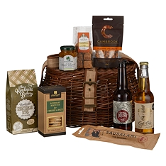 John Lewis Poacher's Christmas Basket