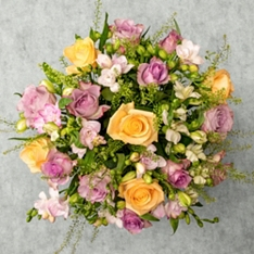 Scented Rose & Freesia Large