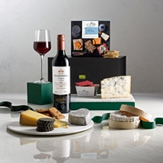 Waitrose & Partners Cheese & Wine Gift Box