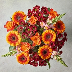 Medium Russet Tapestry Bouquet