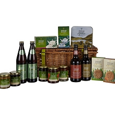 Waitrose & Partners Duchy Organic Christmas Hamper