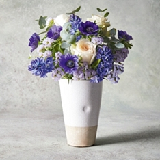 Scented Rose & Hyacinth Vase