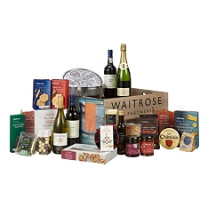 Waitrose & Partners Christmas Extravaganza Crate