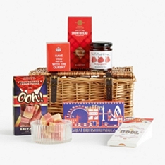 John Lewis & Partners Taste of Britain Hamper