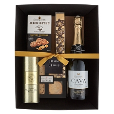 John Lewis & Partners Christmas Sparkle Tray