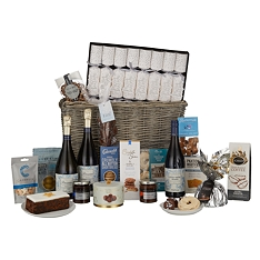 John Lewis & Partners Silver Celebration Christmas Hamper