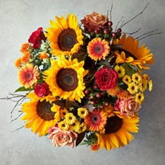 Harvest Festival Bouquet