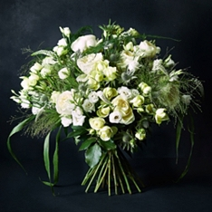 No.1 Premium White Bouquet